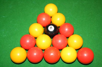 billard placement