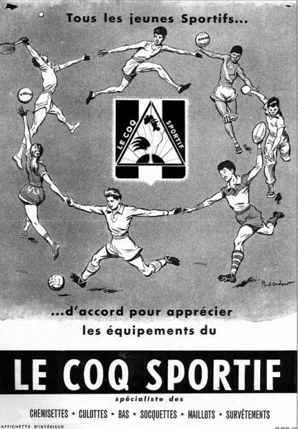 le coq sportif histoire