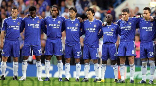 tenue de foot Chelsea ÉQUIPE